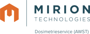 Mirion Technologies Dosimeterservice (Auswertestelle) Logo